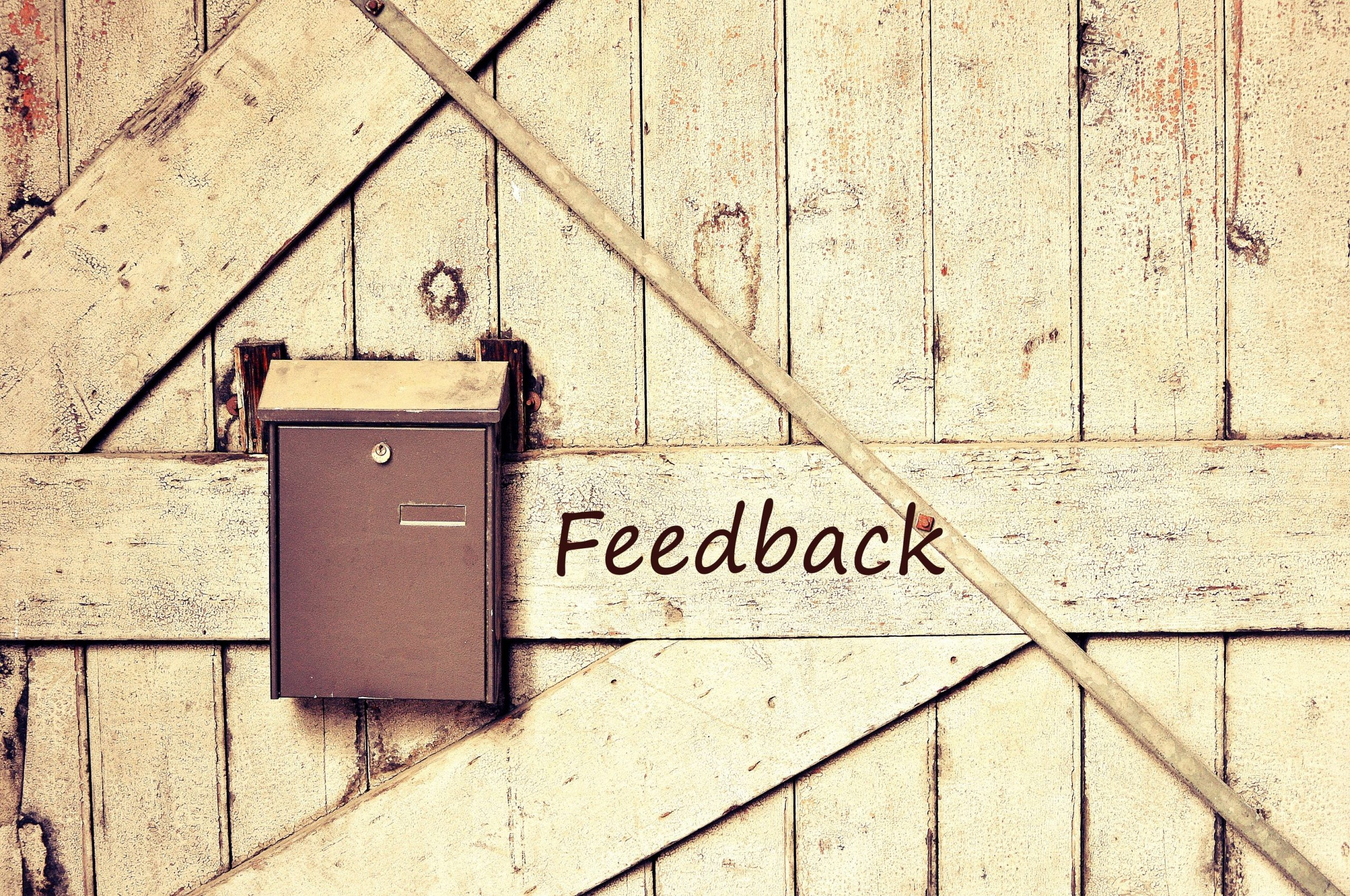 You are currently viewing How to use Feedback to achieve success in life?