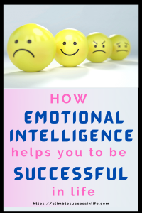 How Emotional Intelligence heelps you to be successful in Life